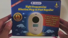 Eklead Electronic Pest Repeller Control Review