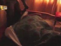 Kocasını Aldatan Kadının Aşığıyla İlişki Sırasında Kilitlenip Kalması