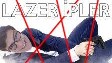 Lazer İpler Challenge! - Burak Oyunda