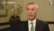 Stoltenberg: 'trump Savunma Harcamaları Konusunda Haklı'