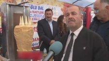 Trabzonlunun Yeni İcadı: Bal Döner