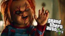 ? Katil Bebek Chucky !! ? - Gta 5 Gizemleri #8