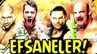 Cm Punk - Jeff Hardy Ve Efsanelerle Royal Rumble