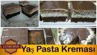 Yaş Pasta Kreması Nasıl Yapılır ? | Yaş Pasta Kreması Tarifi