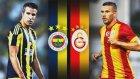 Galatasaray 17 Yıl Sonra Kadıköyde... (Fenerbahçe - Galatasaray 20.11.2016)