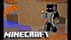 Madene Giriş | Crazycraft Türkçe | Bölüm 8