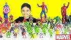 Marvel Oyuncak Figür Koleksiyonu Süper Kahraman Oyuncakları