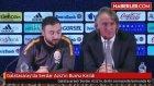 Galatasaray'da Serdar Aziz'in Burnu Kırıldı