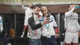 Gençlerbirliği Futbolcularından Mannequin Challenge