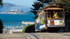San Francisco'yu Gezmeye Devam: Cable Car, Apple Store, Lombard Street, Pıer 39