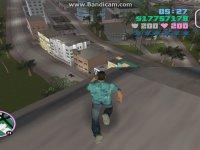 GTA Vice City - Ocean Beach Caddesinin Havadan Görünümü