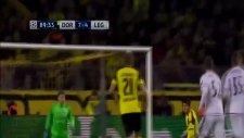 Borussia Dortmund 8-4 Legia Varşova (Maç Özeti - 22 Kasım Salı 2016)