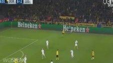 Borussia Dortmund 8-4 Legia Varşova - Maç Özeti İzle (22 Kasım 2016)