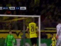 Efsane Borussia Dortmund-Legia Varşova Maçı (8 - 4)