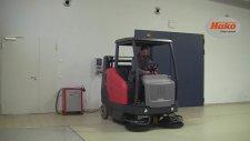 hako sweepmaster b1500 rh batarya sarj sistemi