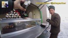 Kuzey Kore Sokak Lezzetleri