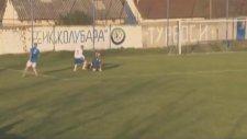 Sırbistanlı futbolcunun Sabri'ye Özenmesi