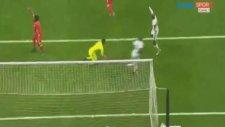 Aboubakar'ın Benfica'ya Attığı Beraberlik Golü