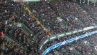 Beşiktaş Taraftarı Sessiz Tezahürat İle Tarihe Geçti