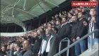 Beşiktaşlı Taraftarlar, Dünyanın En Sessiz Tezahüratını Yaptı, Tarihe Geçti