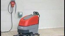 Hako b70 İtmeli Temizlik Makinesi  5