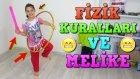 Hulahop Çevirirken Balon Yapmak!! Fizik Kuralları Ve Melike :))