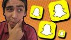 Sizden Gelen Sorular!! (Snapchat Soru Cevap)