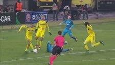 Zenit St. Petersburg 2-0 Maccabi Tel Aviv (Maç Özeti - 24 Kasım 2016)