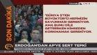 Cumhurbaşkanı Erdoğan: Arka Plandaki Dramları Gizliyorlar