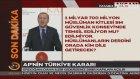 Cumhurbaşkanı Erdoğan: Dünya 5'ten Büyüktür