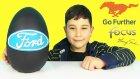 Ford Oyun Hamuru DEV Sürpriz Yumurta Açma Oyuncak Arabalar