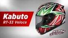 Kabuto RT 33 - Motosiklet Kask İnceleme | Kabuto RT 33 Motorcycle Helmet Review