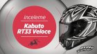 Kabuto RT 33 - Motosiklet Kask İnceleme | Kabuto RT 33 Motorcycle Helmet Review