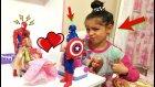 Kasiyer İntikamını Aldı Örümcek Adam Ve Çakma Barbie Şok Oldu ( Parodi )