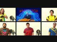 X-Men Jenerik Müziğinin Acapella Versiyonu