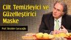Cilt Temizleyici Ve Güzelleştirici Maske | Prof. İbrahim Saraçoğlu - Trt Diyanet
