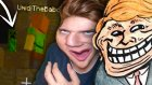 Creeper Trollü :d - Ekip Minecraft Öğreniyor #2