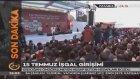 Cumhurbaşkanı Erdoğan: İmanlı Yürekler İmansız Yürekleri Yendi
