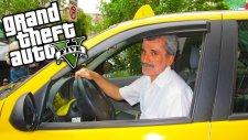 Gta 5 Gerçek Hayat ! - Takside İyi Para Var! #2