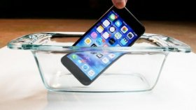 iPhone 7'yi Dünyanın En Güçlü Asidiyle Ziyan Etmek