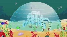 Küçük Deniz Kızı - Çizgi Film Türkçe Masal