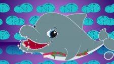 Küçük Deniz Kızı ile Fırçala Sen de Çizgi Film Çocuk Şarkısı