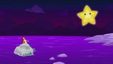 Küçük Deniz Kızı ile Işıl ışıl Yıldızım Çizgi Film Çocuk Şarkısı