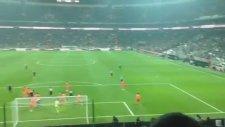 Beşiktaş 1-1 Medipol Başakşehir Gol: Marcelo (26 Kasım 2016) Tribün Çekimi