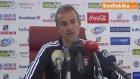 Kardemir Karabükspor-Gaziantepspor Maçının Ardından