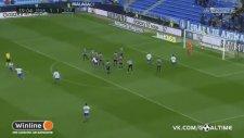 Malaga 4-3 Deportivo La Coruna (Maç Özeti - 26 Kasım 2016)