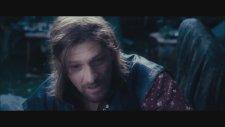 Yüzüklerin Efendisi Kesilmiş Sahneler Aragorn Boromir Lothloriên (Altyazılı)