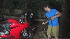 Motosiklet Nasıl Yıkanır ?