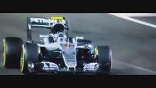 Nico Rosberg Abu Dhabi Grand Prix'ini Kazanarak Şampiyonluğunu İlan Etti