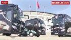 Beşiktaş'ta Futbolcuların Midesini Bulandıran Siyah Film Kaldırıldı